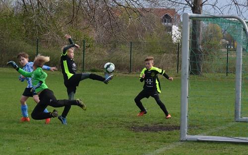 TSV Leuna 1919 E 1:3 Union Hohenweiden E