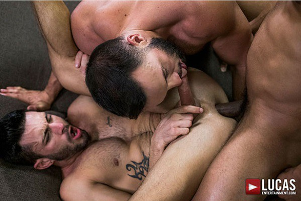 Ben Batemen with Alejandro Castillo & Dakota Payne
