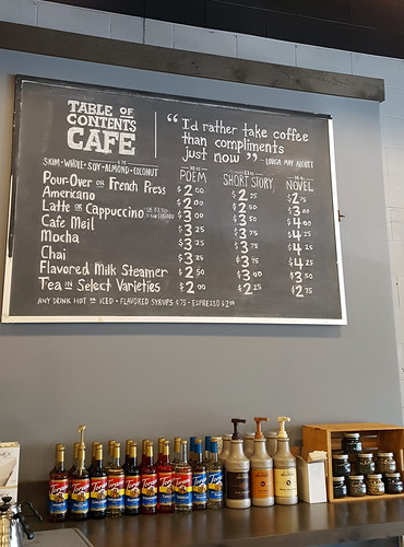 Table of Contents. From The Complete Guide to Kalamazoo Coffee Shops