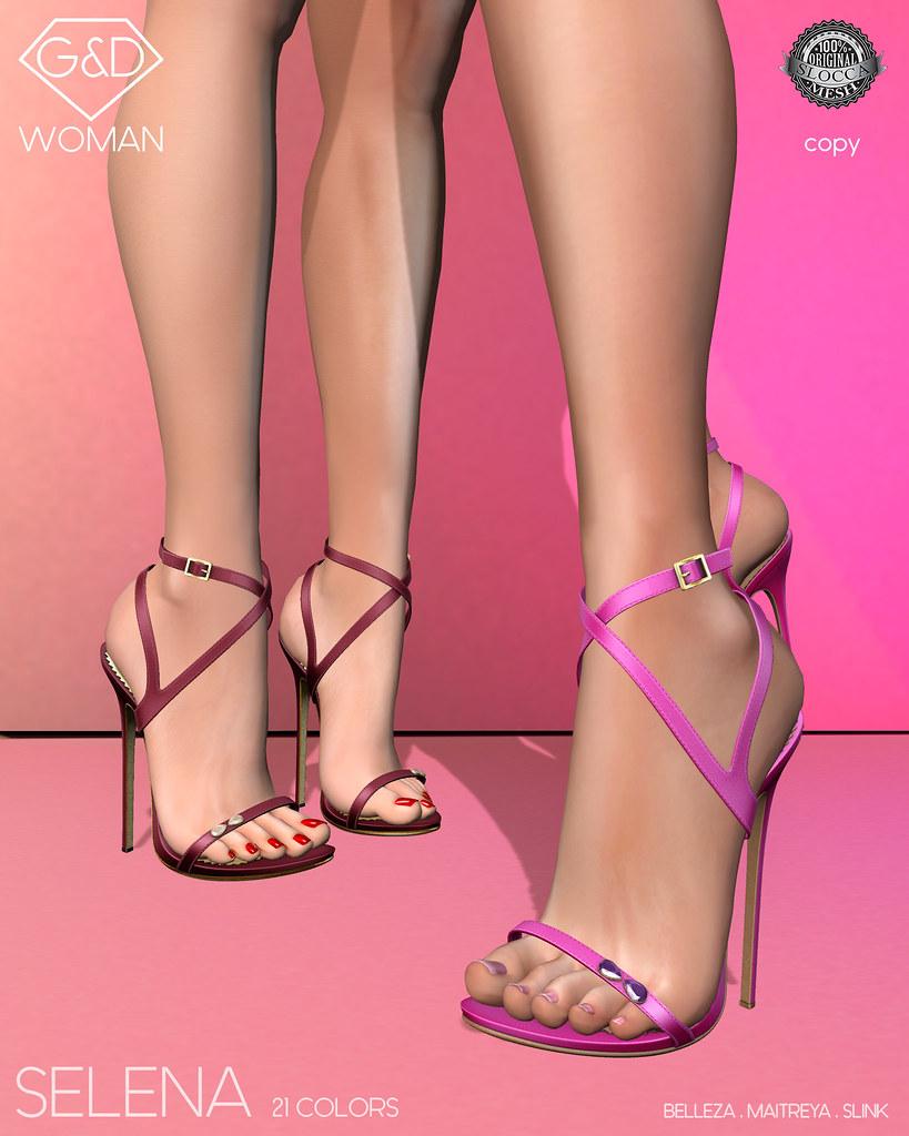 G&D Sandals Selena 02 adv