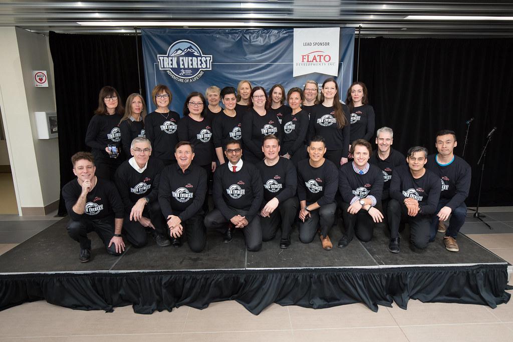 MSH Trek Everest Media Launch