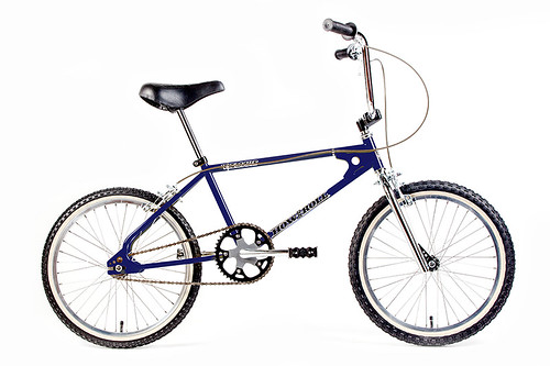 HOW I ROLL / The Roots / 20inch BMX / Navy