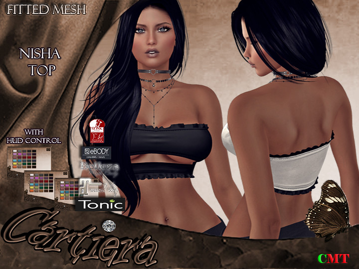 Vendor Poster _ Nisha Top