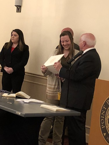 Alpha Phi Sigma National Criminal Justice Honor Society 2018 Induction