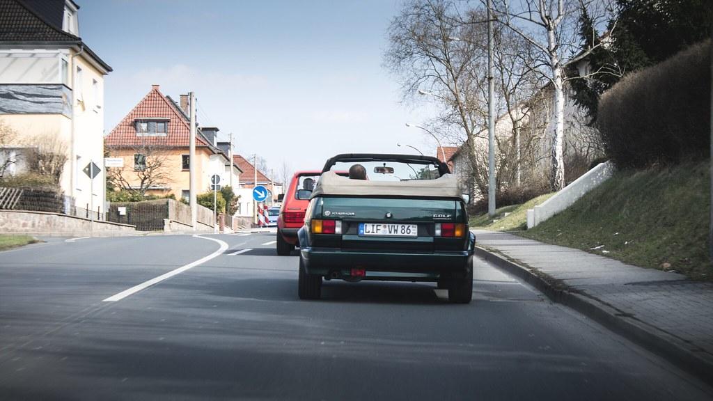 VW Golf Mk1 GTI & Mk2 Cabrio