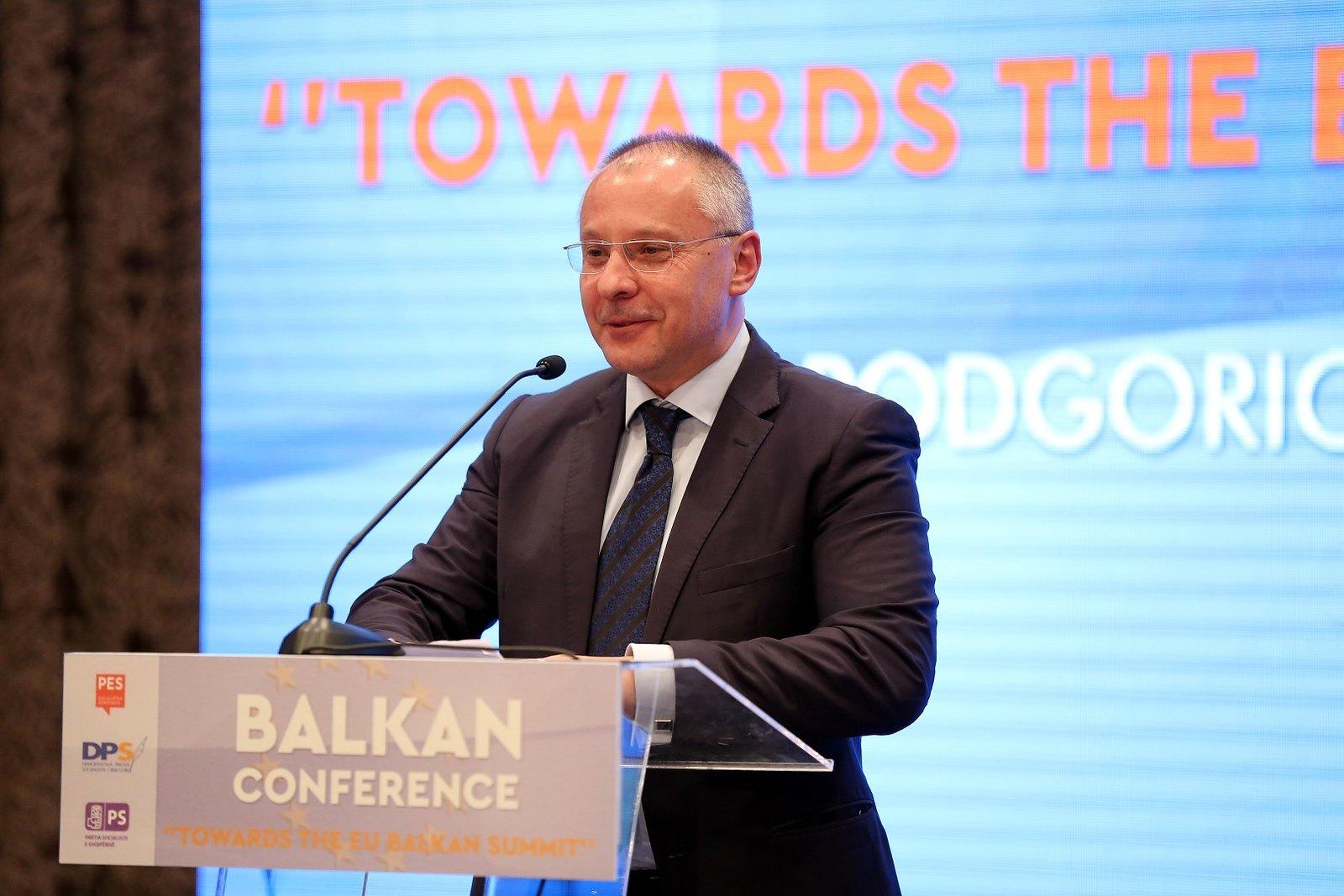 EU-PES Balkans high-level conference, 3-4 April 2018