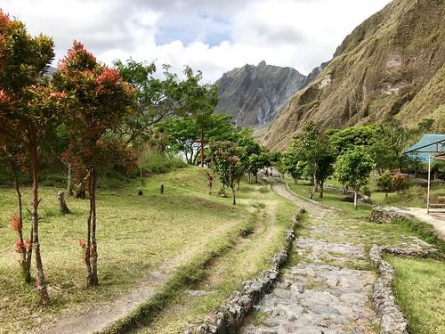 pinatubo mountpinatubo zambales capastarlac philippines trekking 4x4 mavicair djimavicair iphone7plus iphonephotography iphone drone alvinbognottrek
