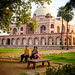 Respite in the Char Bagh | Humayun's Tomb, Delhi, India