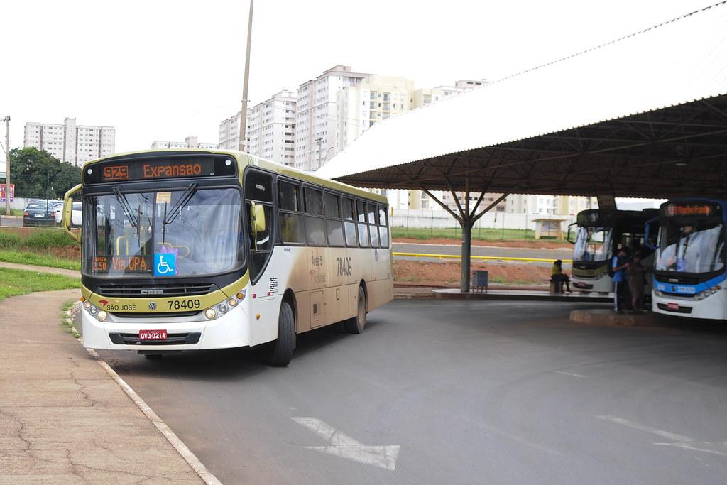 DFTrans amplia frota e melhora linhas circulares de Ceilândia