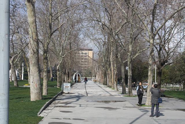 Taksim Square - Gezi Park