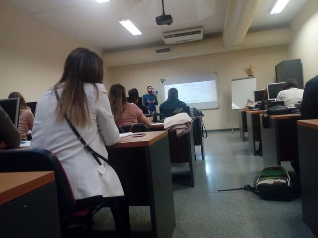 Curso de intervención en VFP y presentación de la SEVIFIP en Canarias