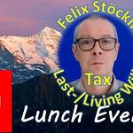 Quellensteuer, Testament , Patientenverfügung