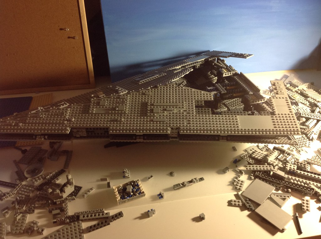 Star Destroyer build