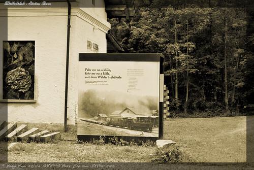 Wälderbähnle - Station Doren-1