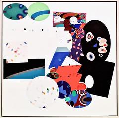 Mask (1975-1976) - Bernard Cohen (1933)