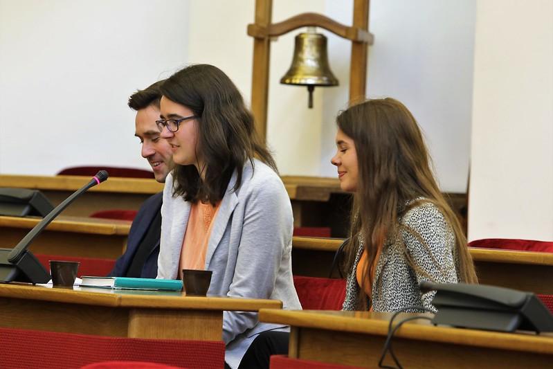 Spotkanie duszpasterzy młodzieży i koordynatorów ŚDM