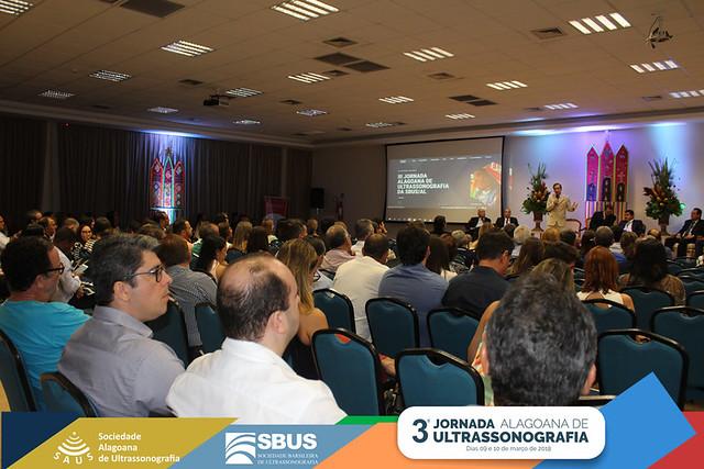 III Jornada Alagoana de Ultrassonografia da SBUS