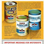 Sat, 2018-02-17 16:16 - Ad for American Oil Company (Standard Oil of Indiana) motor oils from the back cover of the Fall 1968 issue of Adventure Road, the official magazine of the Amoco Motor Club.