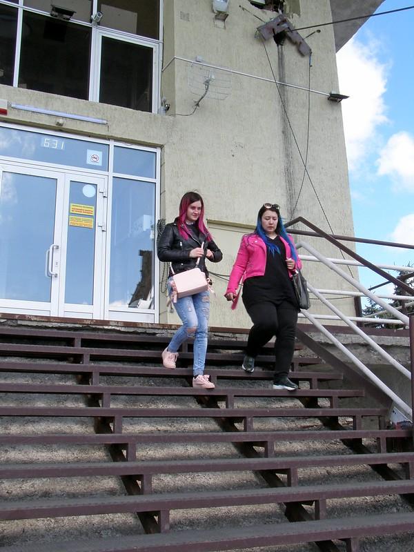 Ставропольский край. Пятигорская канатная дорога ставропольский край