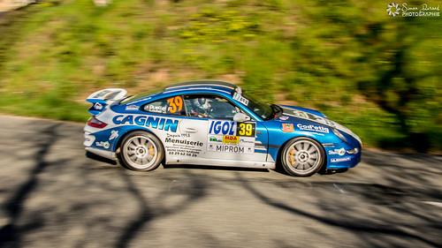Rallye Lyon Charbonnières 2018