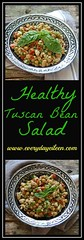 Healthy Tuscan Bean