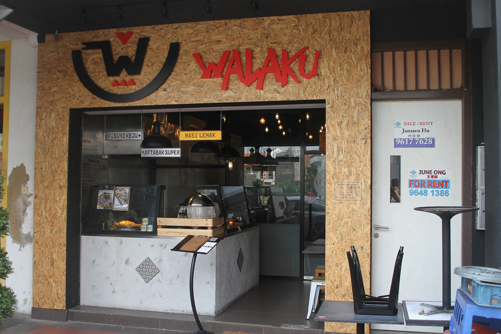 Walaku Storefront