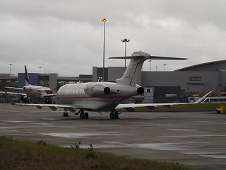 9H-VCF Bombardier Challenger 350 VistaJet Malta