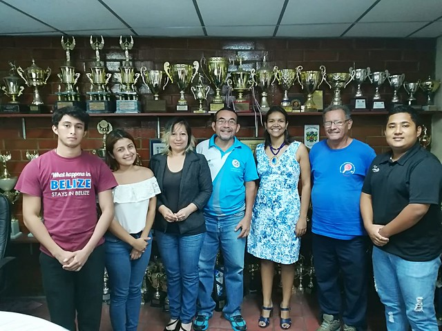 El Salvador - ITTF Basic Referee Course