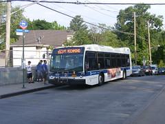 MTA Novabus LFS 8238