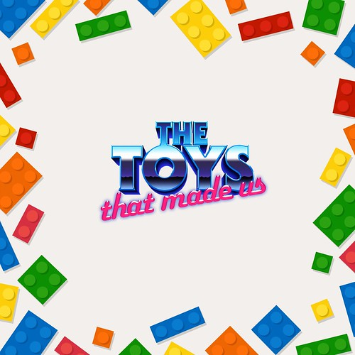 The Toys That Made Us LEGO Episode Review!