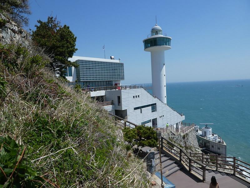 Yeongdo lighthouse., Busan