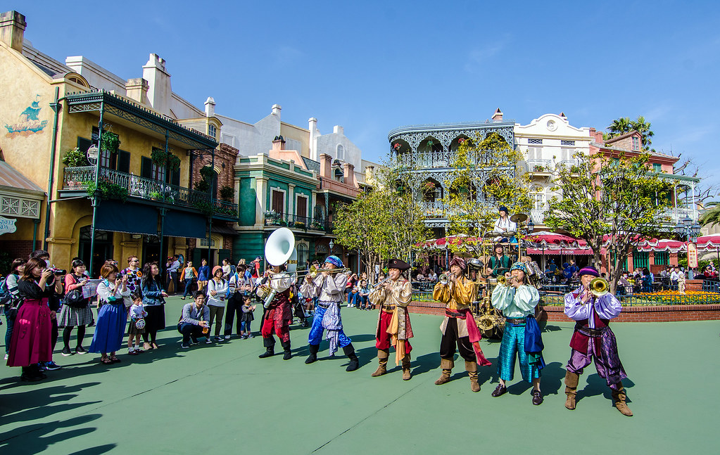 Pirate band TDL