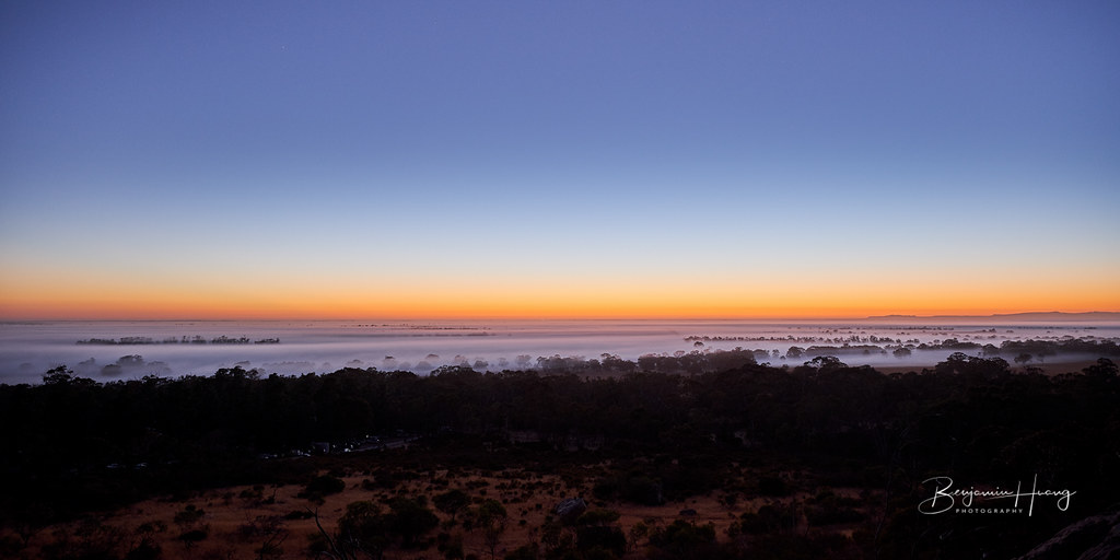 Arapiles At Dawn