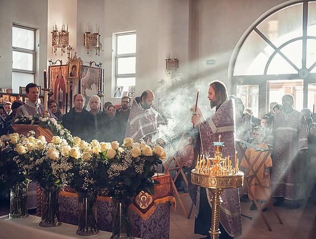 2018.04.06 Погребение Плащаницы