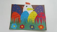Доровских Алина (рук. Ушакова Екатерина Владимировна) - Пасхальная открытка