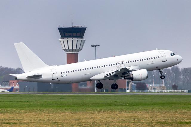 LIL - Airbus A320-214 (YL-LCO) SmartLynx