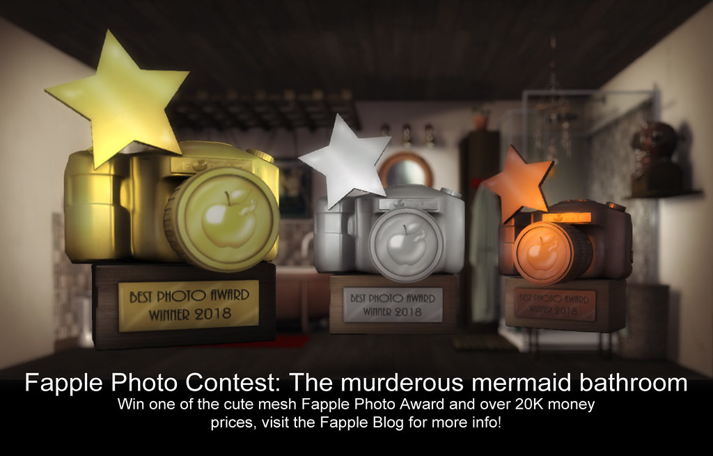 Join the #FappleMMPhoto Contest! - TeleportHub.com Live!