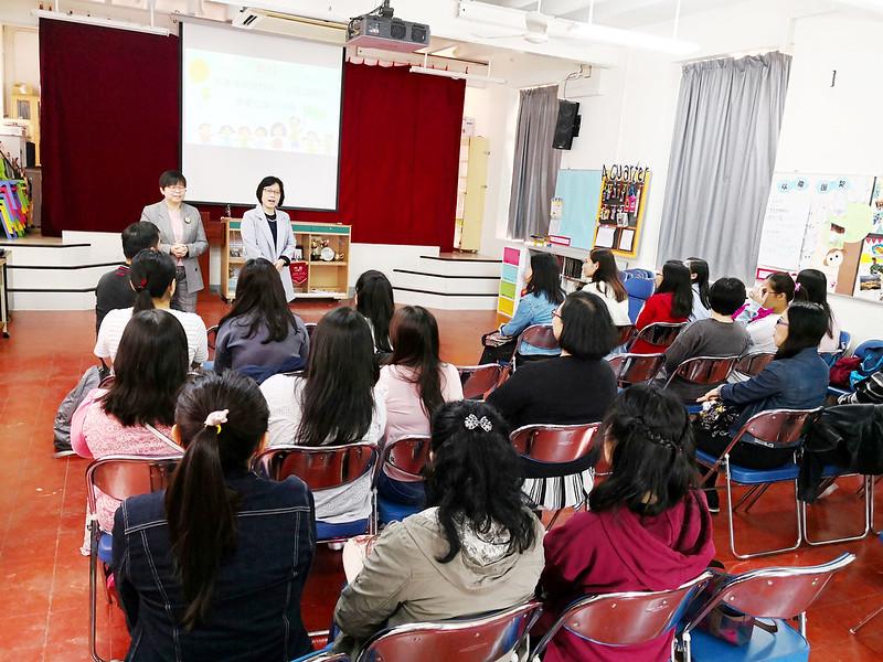 教師專業發展日-參觀長洲錦江幼稚園