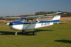 G-AVTP Reims-Cessna F172H (0458) Popham 121008
