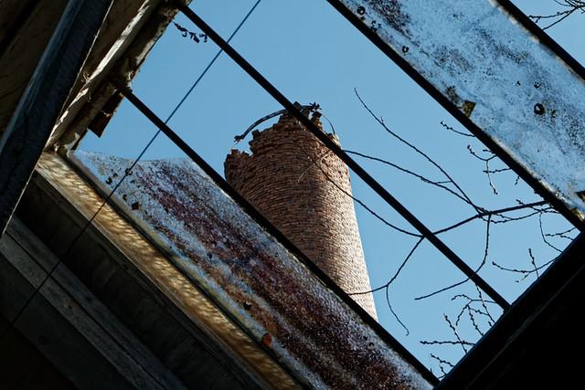 Le ciel est par dessus le toit si bleu....