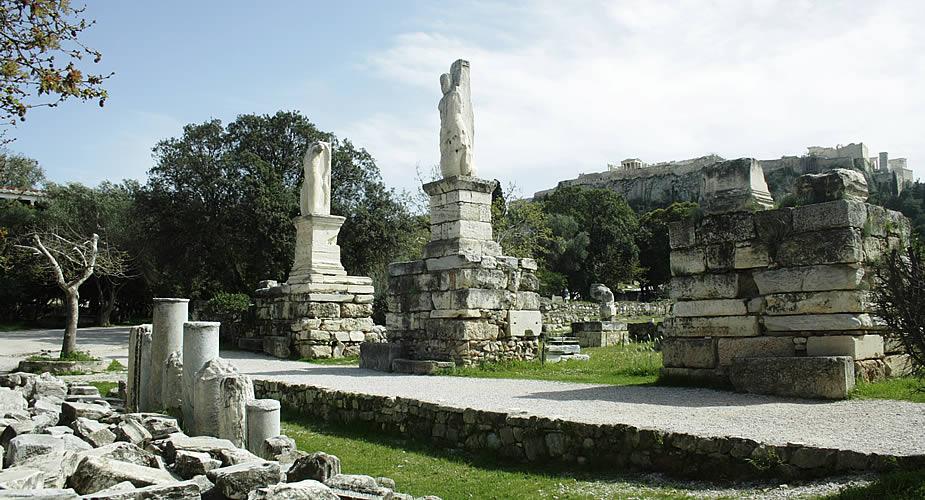 De archeologische highlights van Athene | Mooistestedentrips.nl