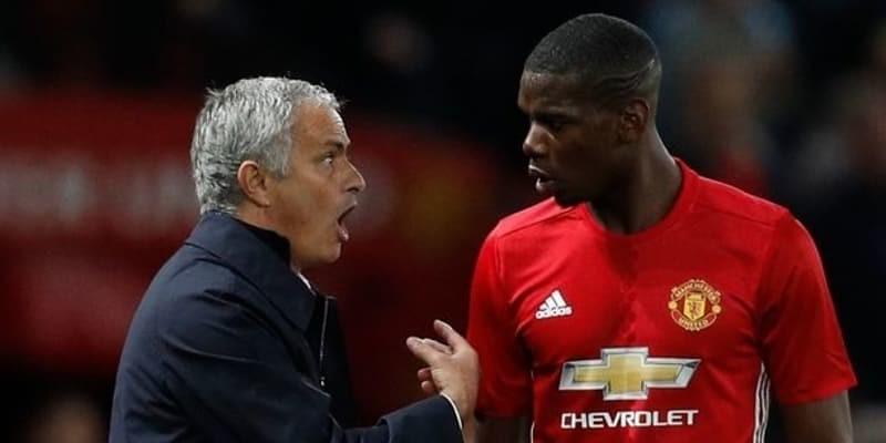 Paul Pogba Tidak Diperlukan Di Skuat Jose Mourinho