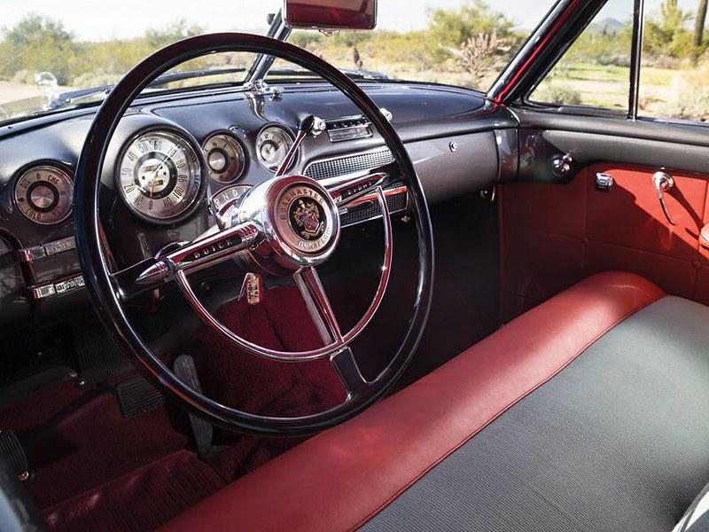 1949 Buick Roadmaster Riviera Coupé