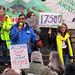 Councillor Shaffaq Mohammed - Sheffield Street Tree Demonstration, April 2018