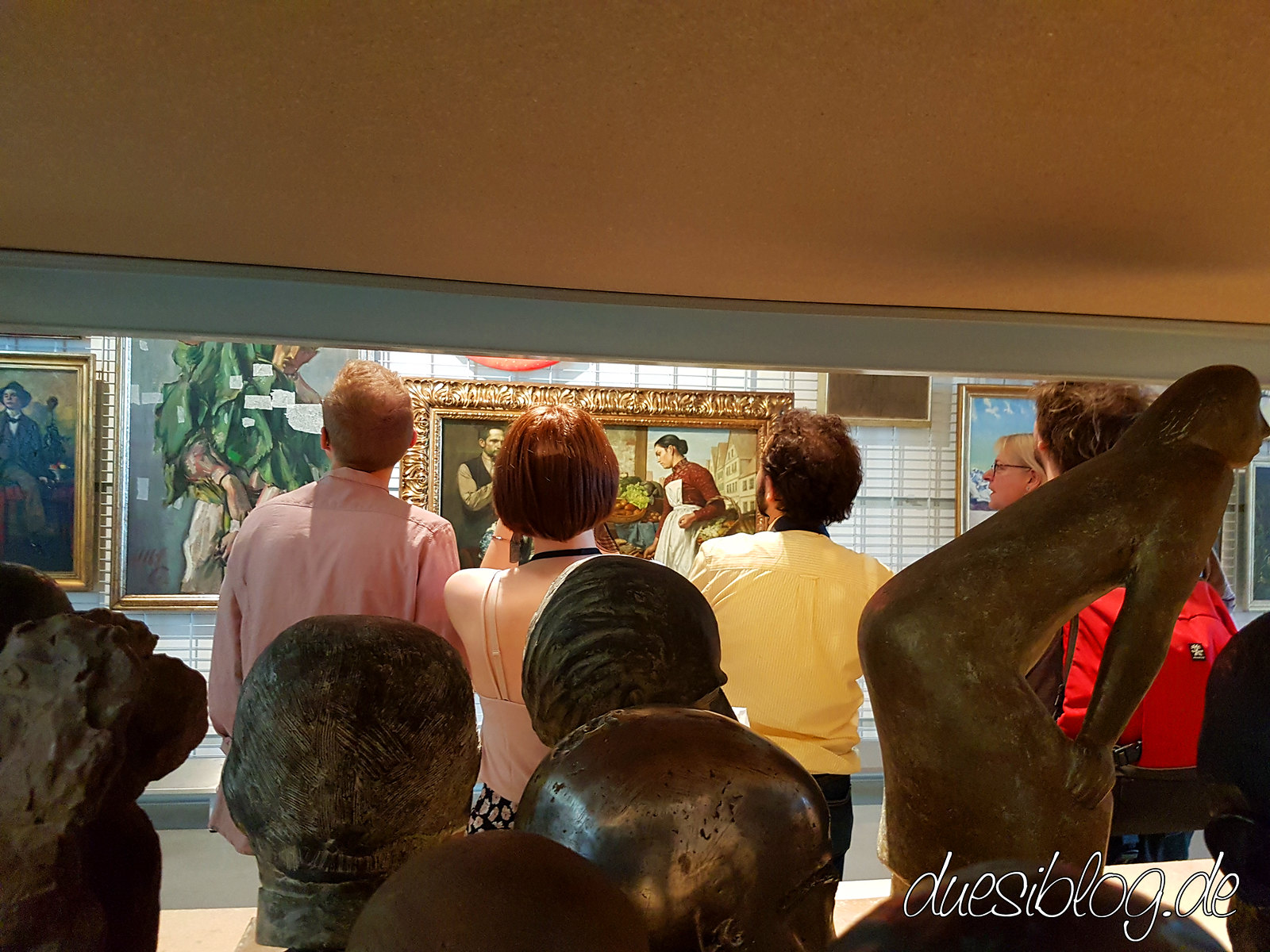 Kunsthalle Mannheim Pre-Opening kuma_open Düsiblog 03