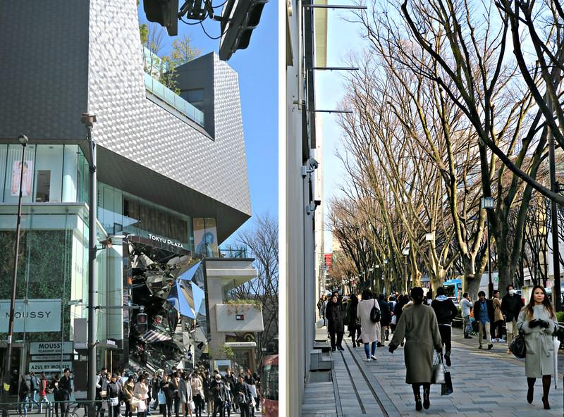Roteiro Tóquio Harajuku