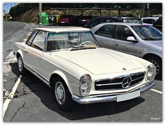 """1967 Mercedes SL """"Pagoda"""""""