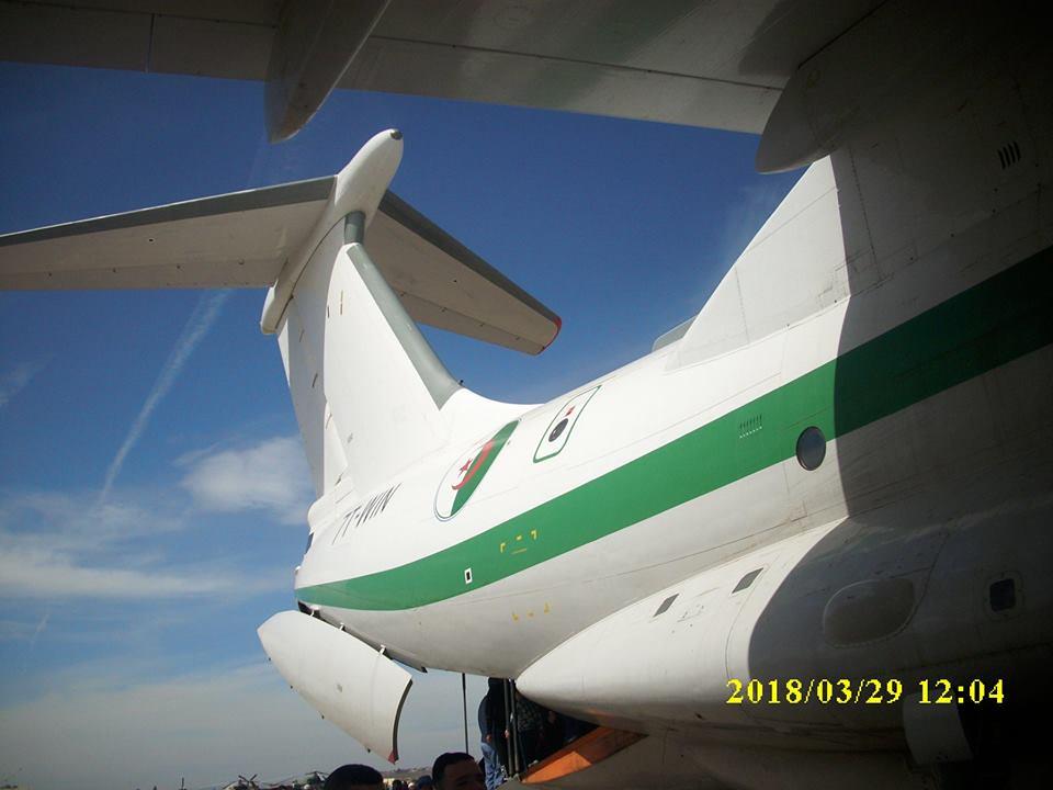 أكبر و أضخم موسوعة صور لطائرات النقل و الشحن الجزائرية AAF- iL 76/ iL 78 - صفحة 37 27580343887_7b6fd1b31e_b