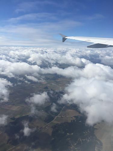 05 - Landeanflug auf den Frankfurter Flughafen