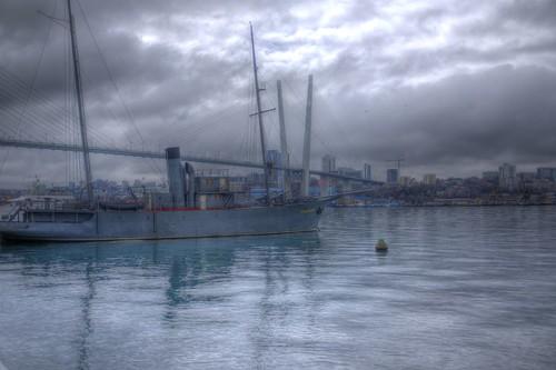 NAVY ships, Vladivostok 15-04-2018 (1)